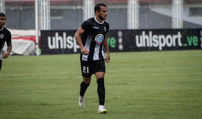 El defensor es uno de los más experimentados del club / Foto: Zamora FC