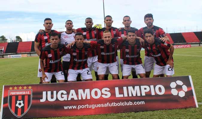 El 'Penta' quiere resurgir || Foto: Portuguesa FC