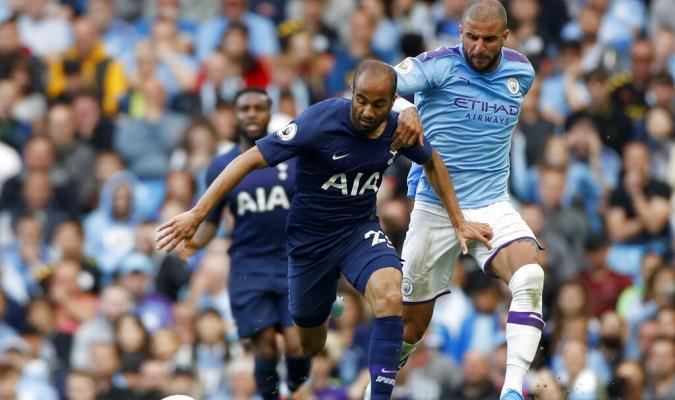 Moura puso el empate definitivo / Foto: AP