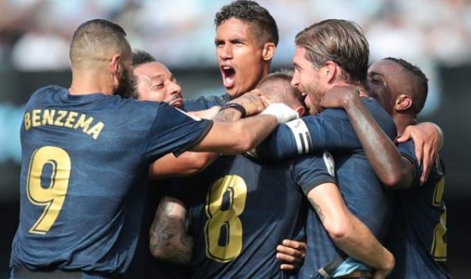 El Madrid mostró un mejor juego/ Foto AP