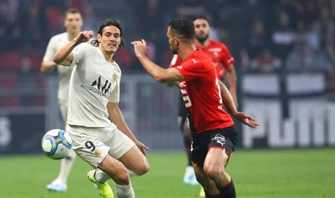 PSG pierde por primera vez en la temporada / Foto: AP