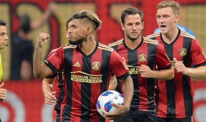 Martínez lleva 21 goles en 2019 en la MLS / Foto: Cortesía