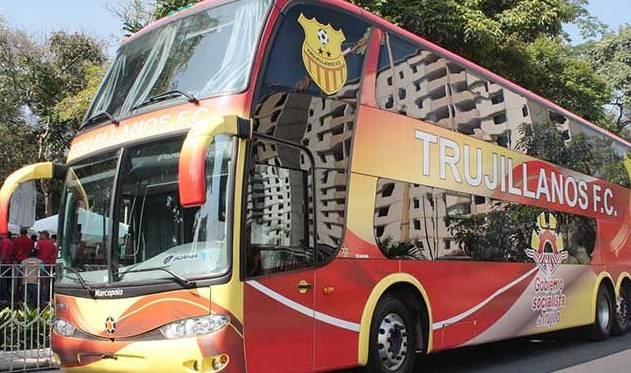 El autobús ya vivió una situación similar en 2016 / Foto: Referencial