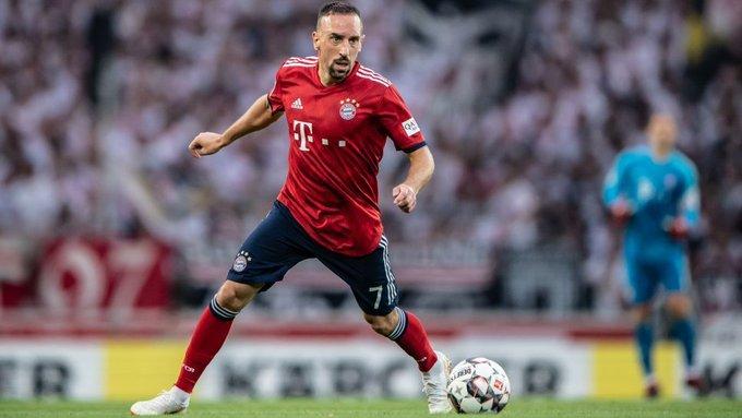 Ribery jugó 12 años en Múnich / Foto: Cortesía