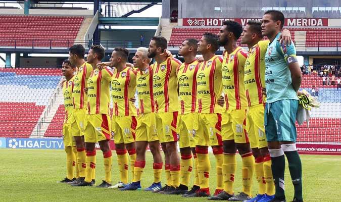 El Aragua fue el equipo más destacado / Foto: Aragua FC