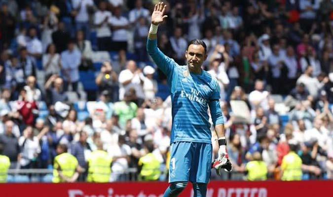 Navas ganó tres Champions / Foto: La Liga
