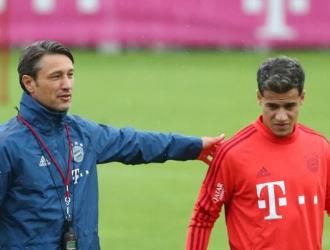 Kovac espera que el brasileño recupere su forma/ Foto Cortesía