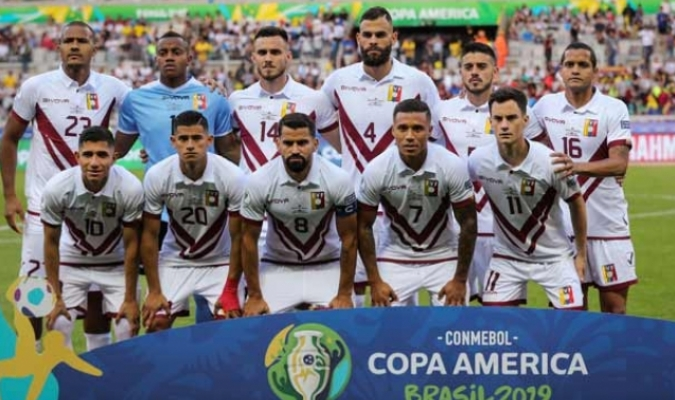 El combinado venezolano enfrentará a Colombia || Foto: La Vinotinto