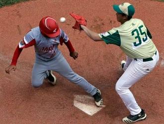 El japonés Yuto Misaki anotaba contra Corea del Sur / Foto: AP