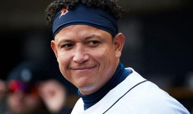 Miguel Cabrera también se suma a la fiesta del Players