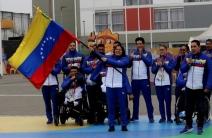 ¡Preparados! Delegación criolla prende sus motores para los Parapanamericanos
