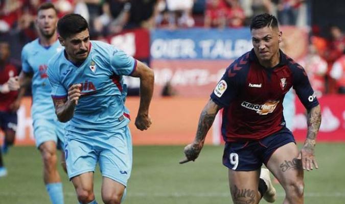 El Osasuna ocupa la quinta plaza de la tabla de posiciones l Foto: Cortesía