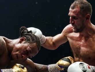 Kovalev salió victorioso en su primera defensa del título / Foto: AP