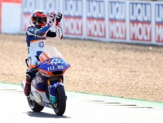 El piloto compite para el equipo Kalex l Foto: Cortesía