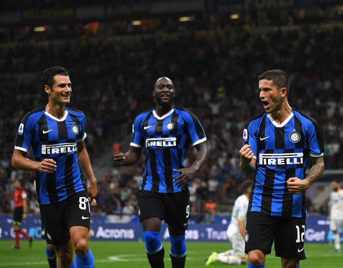 El Inter goleó 4-0 / Foto: Cortesía