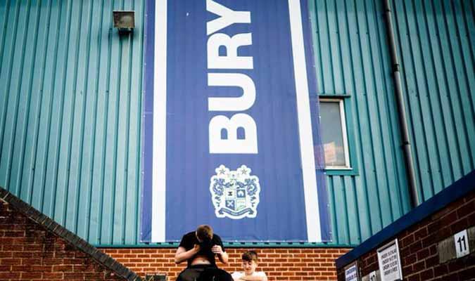 Bury ganó dos Fa Cup / Foto: Cortesía