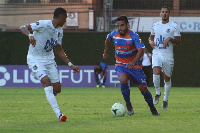 Lacava anotó su cuarto gol / Foto: Cortesía