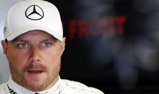 Bottas renovó con la escudería Mercedes / Foto: AP