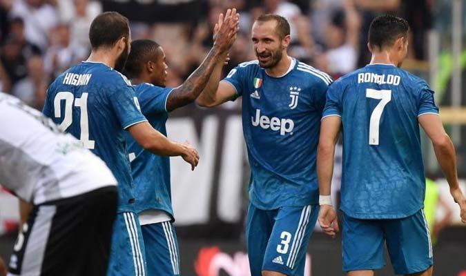 El compromiso se disputará en el Allianz Stadium de Turín l Foto: Cortesía