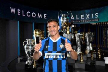 Alexis jugó en el Manchester / Foto: Inter