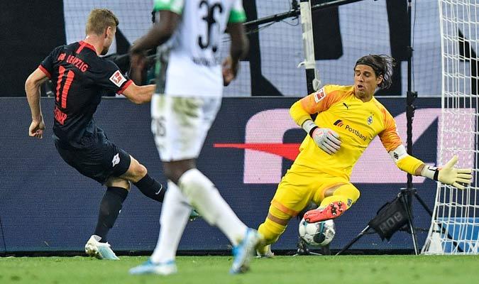 Werner anotó tres goles / Foto: AP