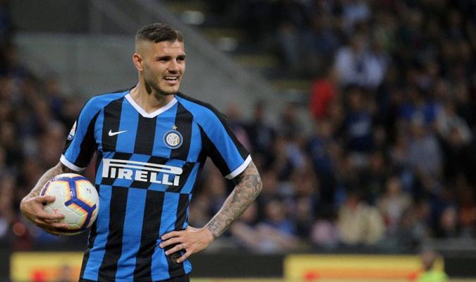 Icardi perdió la capitanía del Inter la campaña pasada/ Foto Cortesía
