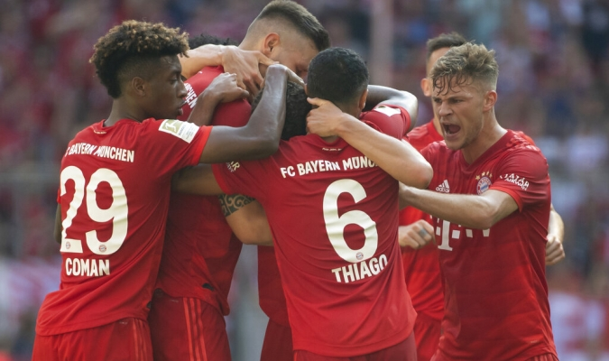 Bayern goleó sin piedad al Maguncia / Foto: AP