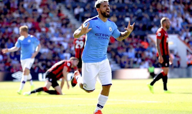 City sigue con su paso exitoso en la Premier / Foto: AP
