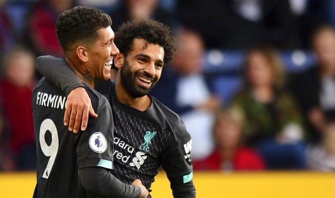 Liverpool ganó a domicilio en liga / Foto: AP