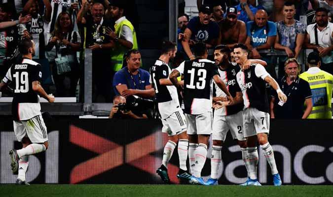 La Juve llega a 6 puntos / Foto: Cortesía