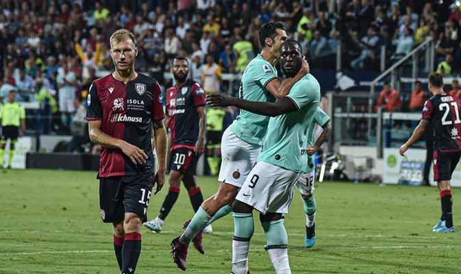 Lukaku marcó su segundo gol con Inter / Foto: Cortesía