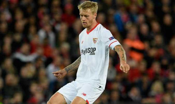 El jugador disputó las últimas dos temporadas con el Sevilla l Foto: Cortesía