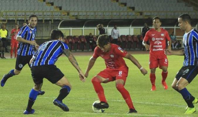 Los aragueños son dirigidos por Enrique 'Kike' García l Foto: Aragua FC
