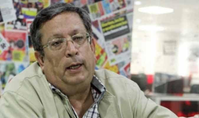 El dirigente en las instalaciones del Bloque deArmas/ Foto: Cortesía