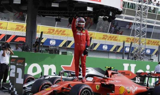 La carrera se celebrará en el circuito de Monza l Foto: Cortesía