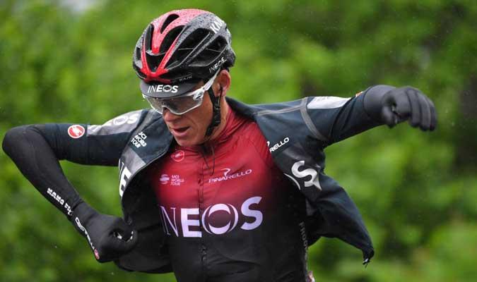 El ciclista anunció lo sucedido en su cuenta Twitter l Foto: Cortesía