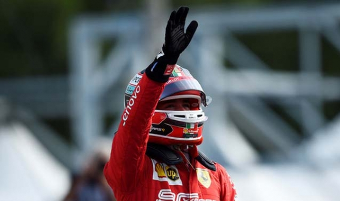Ferrari buscará su segunda victoria del certamen l Foto: Cortesía
