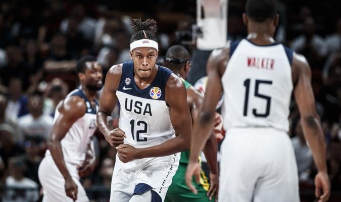 EEUU se medirá a la selección francesa  / Foto: Cortesía FIBA