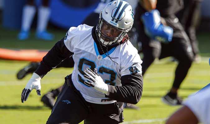 McCoy entrena durante una práctica del equipo de la NFL / Foto: Cortesía