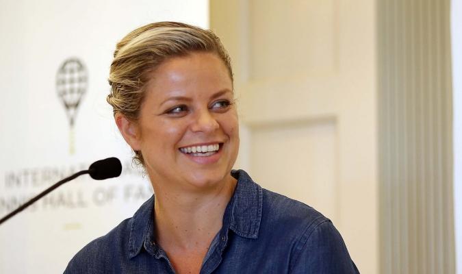 Clijsters quiere regresar al deporte de sus amores / Foto: Cortesía