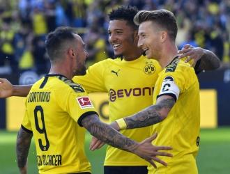 Reus marcó par de tantos / Foto: AP