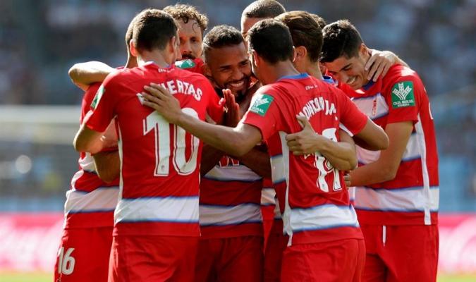 Herrera sentenció el duelo ante Celta de Vigo / Foto: Cortesía EFE