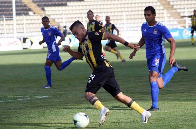 Táchira tiene 17 puntos / Foto: Cortesía