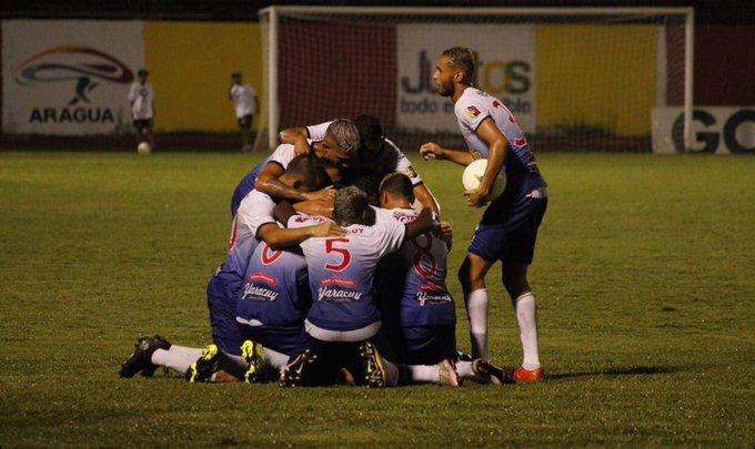 Zulia es el actual campeón del torneo / Foto: Yaracuy FC