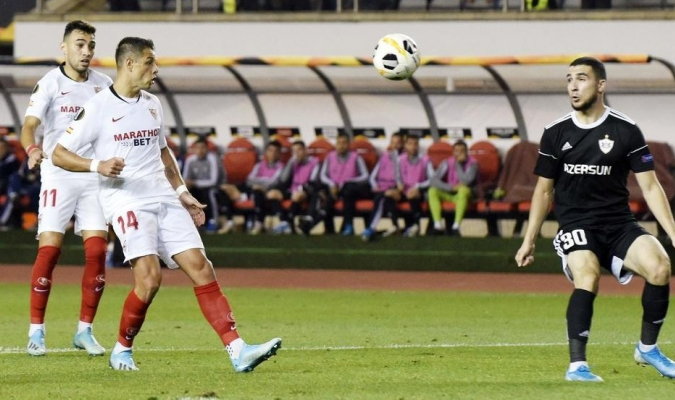Sevilla se trajo tres puntos de visitante / Foto: Cortesía