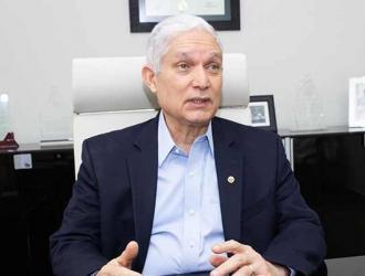 Puello Herrera comisionado de la Confederación del Caribe / Foto: Cortesía