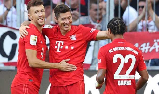 El encuentro se disputó en el Allianz Arena l Foto: Cortesía