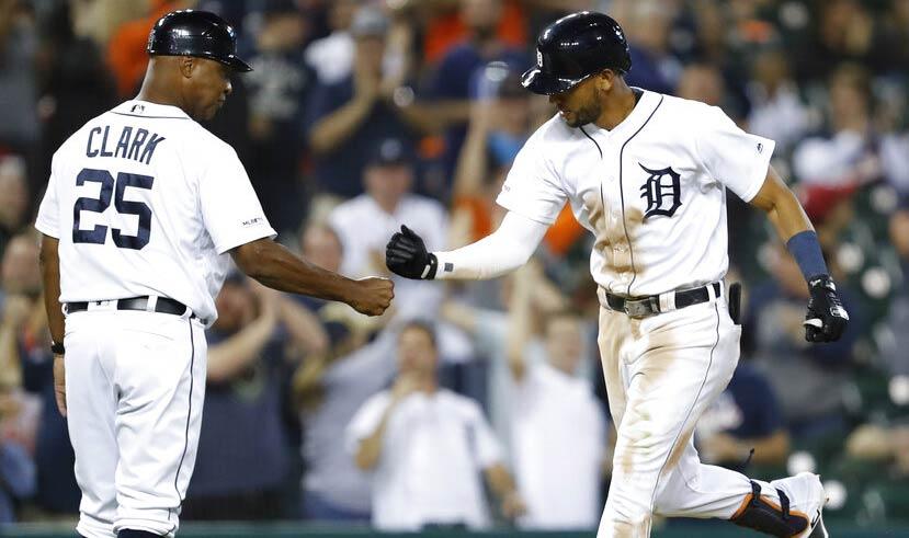 Reyes tiene un promedio al bate de .304 en la campaña / Foto: AP