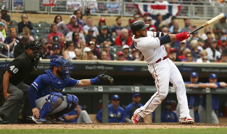 Cruz la sacó en el cuarto inning / Foto: AP