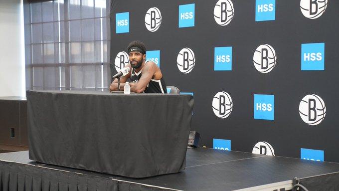 Irving y Durant son las nuevas estrellas de Nets / Foto: Cortesía